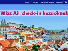 Wizz Air check in kezdőknek