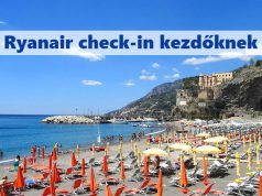 Ryanair check in kezdőknek