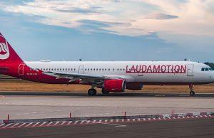 Laudamotion repülőgép