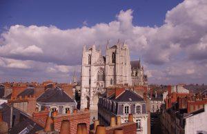Nantes székesegyház