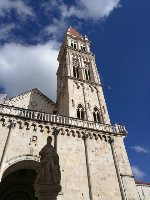 Szent Lőrinc székesegyház Trogirban