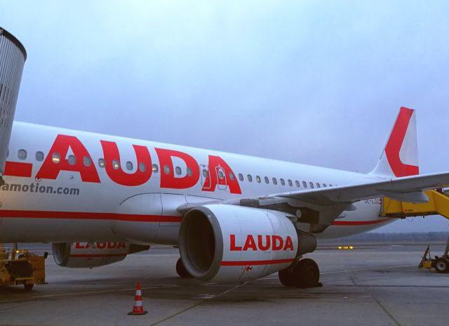 Lauda repülőgép