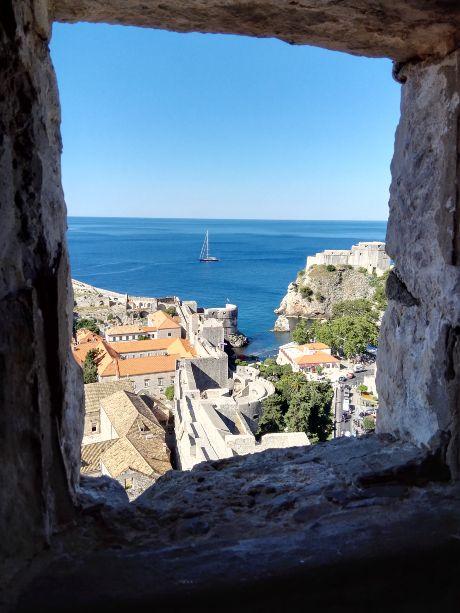 Dubrovniki városfal