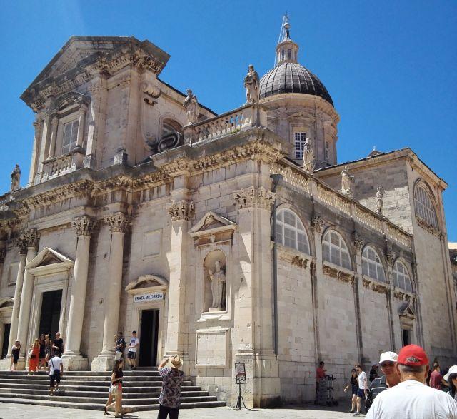 A dubrovniki katedrális