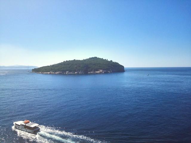 Lokrum-sziget