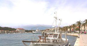 Makarska kikötője