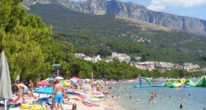 Makarska tengerpartja