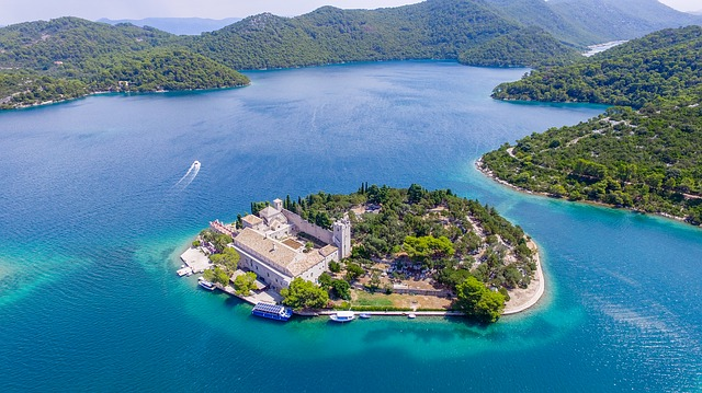 Mljet sziget