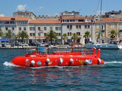 Zadar látnivalói a tengerről