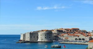 Banje strand Dubrovnikban