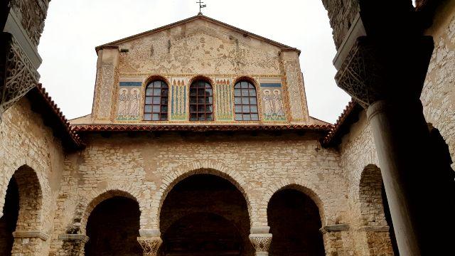 A bazilika a leghíresebb látnivaló