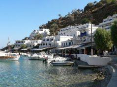 Loutro, a rejtett falu Krétán