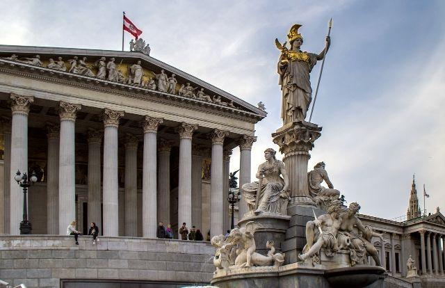 A Parlament Bécsben