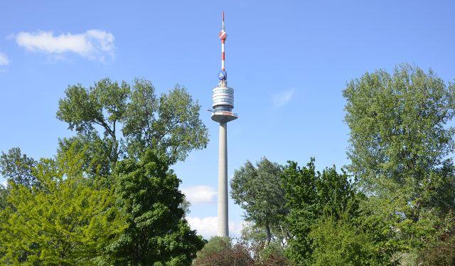 Duna torony gyönyörű kilátással