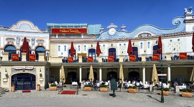 Madame Tussauds Bécsben