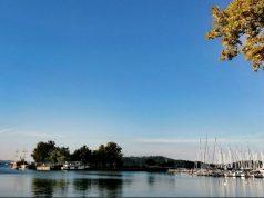 Balatonfüred kikötője