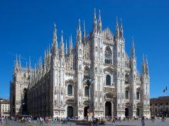 Milánói dóm kívülről